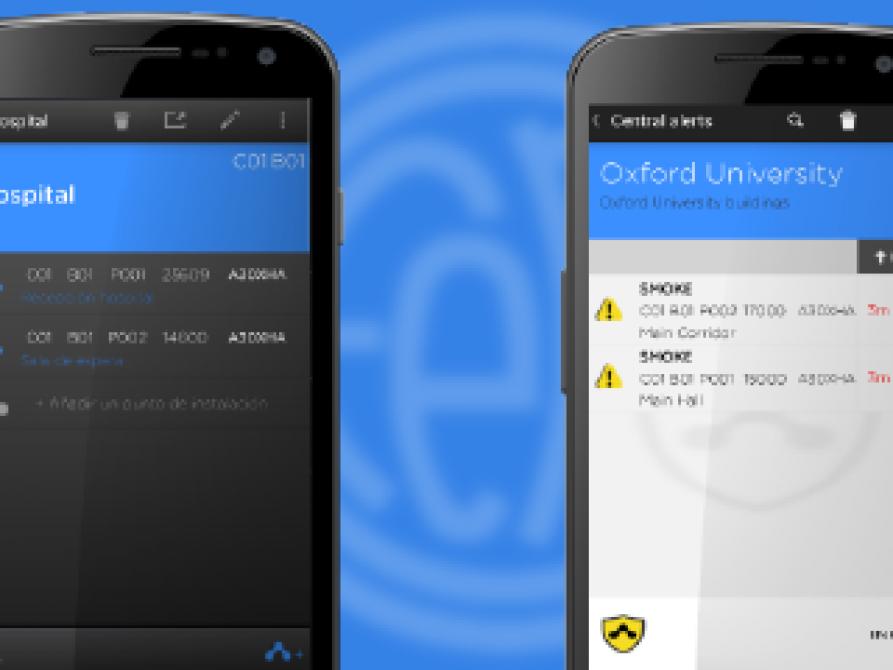 Desarrollo aplicación Android para sistemas de alarmas e instaladores – Cofem