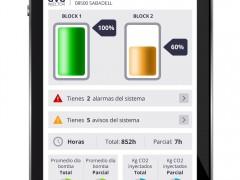 GVG - IoT para aparato de gestión de hidrógeno