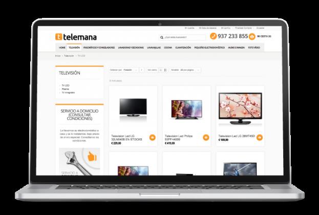 Expertos en Internet, Portales, Tiendas Online, Diseño Web y Móviles en Barcelona