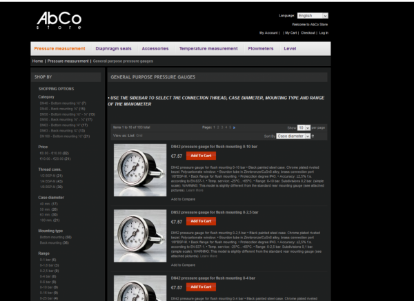 Abco Store