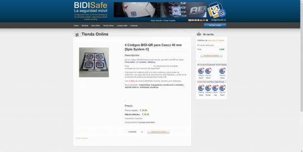 Bidisafe – LifeRay con integración en Magento