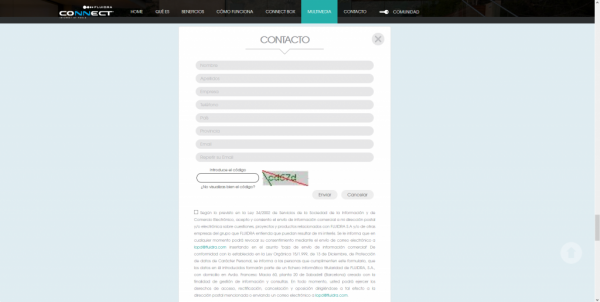 FluidraConnect.com – WordPress multisite basado en Divi