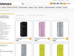 Telemana.com - Tienda de electrodomesticos online