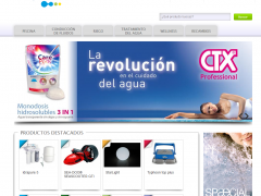 Fluidra B2B - Canal de business to business para distribuidores de la productiva Fluidra, con integración directa con el ERP de la compañía.