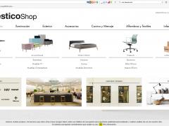 Domesticoshop.com - Ecommerce para decoración y venta en toda Europa.