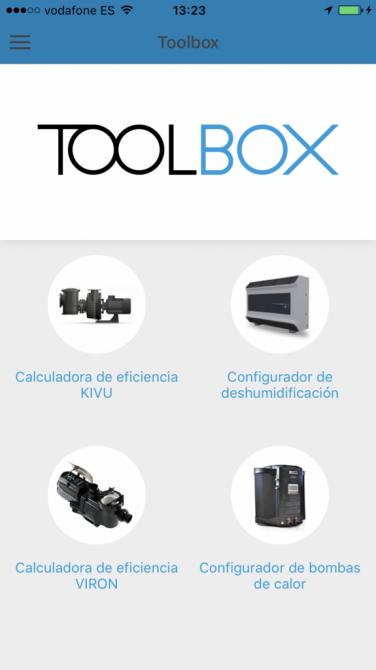 Desarrollo aplicación IOS y Android para interconexión por router- Astralpool Toolbox