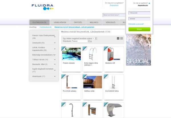 B2B Fluidra – Integración con AS400