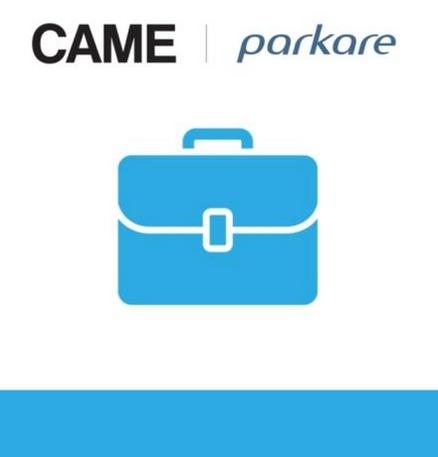 CAME Parkare – Apps nativas para técnicos integrada con vTiger CRM