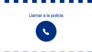 ionic app ajuntament sabadell policia dashboard