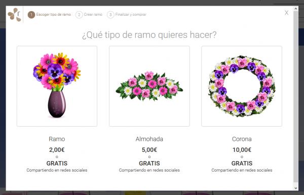 Rememori.com – Cake PHP – Rich Internet Apps para creación de ramos